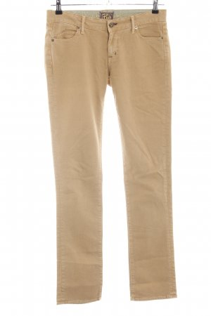 Rich & Royal Straight-Leg Jeans braun Casual-Look