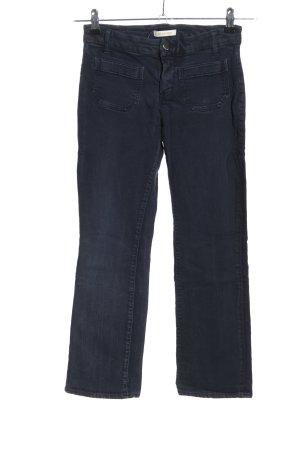 Rich & Royal Jeans stretch bleu style décontracté
