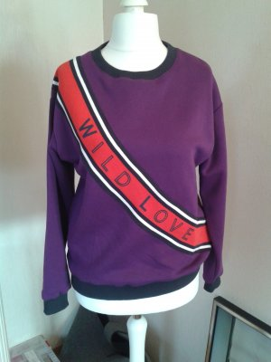 Rich & Royal Sweat-Shirt lila - NEU
