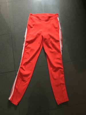 Rich & Royal Pantalone fitness arancione Cotone