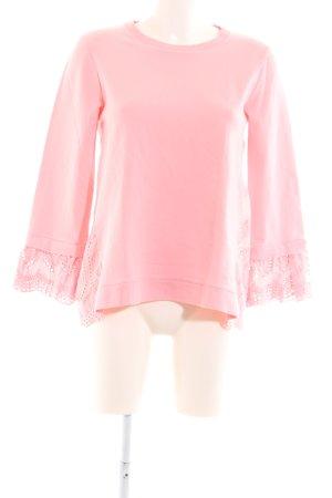 Rich & Royal Sweatshirt pink Casual-Look