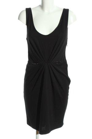 Rich & Royal Trägerkleid schwarz Elegant