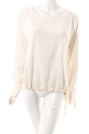 Rich & Royal Tunika Bluse creme Elegant 40 L