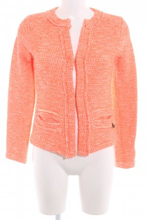 Rich & Royal Blazer en tweed moucheté élégant