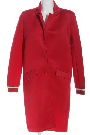 Rich & Royal Cappotto mezza stagione rosso stile casual