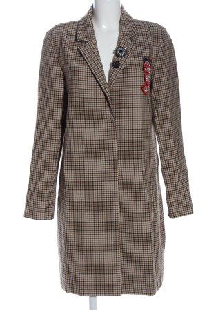 Rich & Royal Cappotto mezza stagione motivo a quadri stile casual