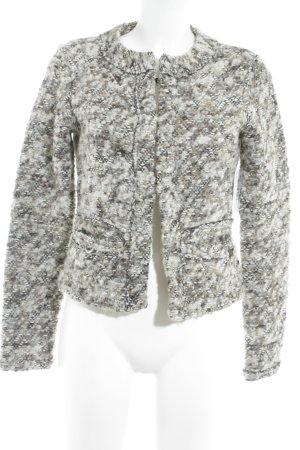 Rich & Royal Woll-Blazer meliert klassischer Stil