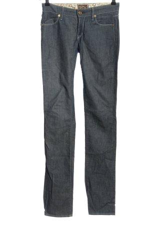 Rich & skinny Hüftjeans blau Casual-Look