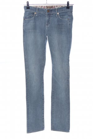 Rich & skinny Low Rise jeans blauw casual uitstraling
