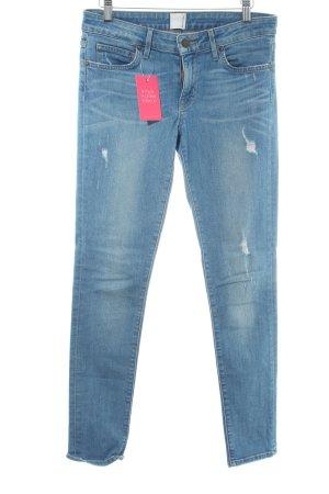 Rich & skinny Jeans skinny azzurro stile casual