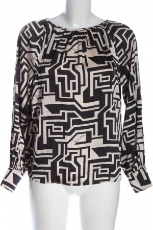 Richard Allen x H&M Langarm-Bluse