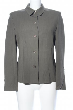 RICHMODIS Classic Unisex-Blazer khaki meliert Business-Look