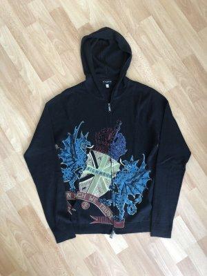 Richmond Kaszmirowy sweter czarny