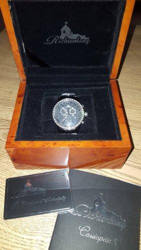 Zegarek automatyczny czarny-srebrny