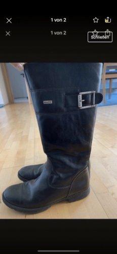 Richter Halfhoge laarzen zwart