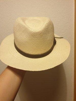 Panama Hat brown-cream