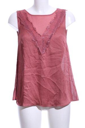 rick cardona Blusentop pink Elegant