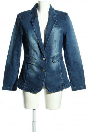 rick cardona Blazer in jeans blu Cotone