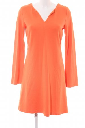 rick cardona Langarmkleid hellorange Business-Look