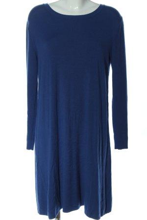 rick cardona Swetrowa sukienka niebieski W stylu casual
