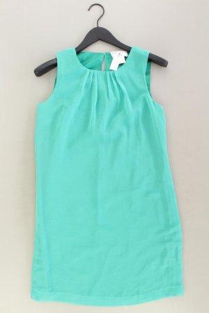 rick cardona Trägerkleid Größe 36 grün aus Polyester