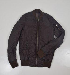 Rick owens Bomber Jacket dark brown