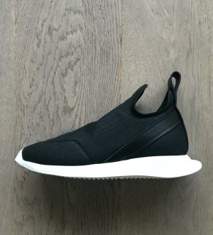 Rick owens Slip-on Sneakers black textile fiber