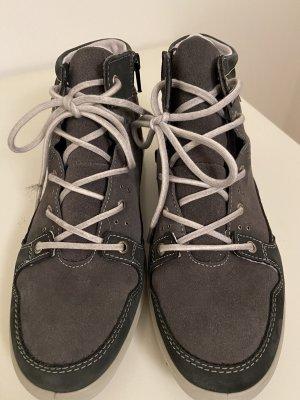 Ricosta Zapatillas altas gris