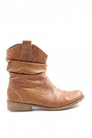 Rieker Ankle Boots braun Casual-Look