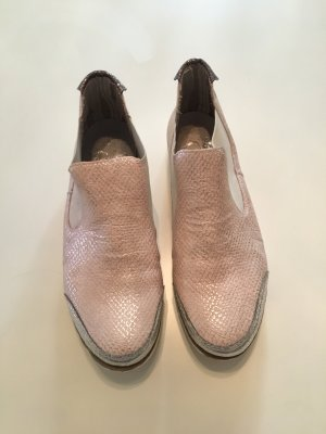 Rieker Ankle Boots silver-colored-pink