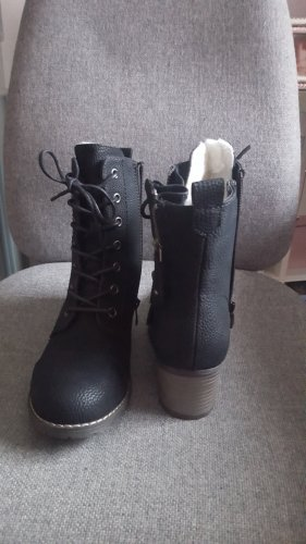 Rieker Chelsea Boot noir