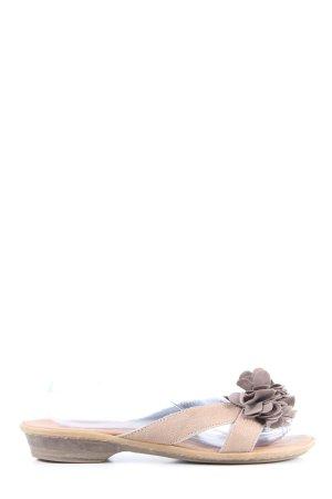Rieker Sandały japonki niebieski W stylu casual