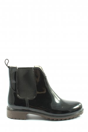 Rieker Wellies black casual look