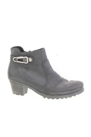 Rieker High-Heel Stiefel Größe 37 schwarz