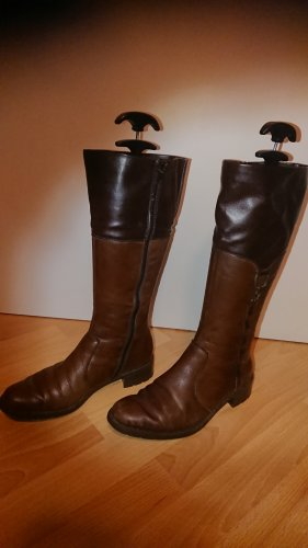 Rieker Riding Boots multicolored leather