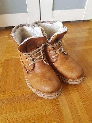 Rieker Aanrijg laarzen bruin