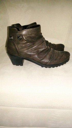 Rieker Schuhe Boots Stiefeletten Größe 39 Rieker Comfort