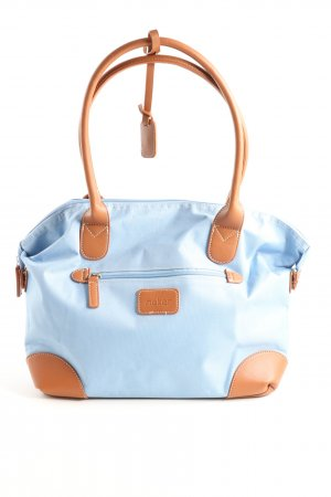Rieker Shopper blau-braun Casual-Look