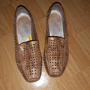 Rieker Slip-on brun sable-marron clair