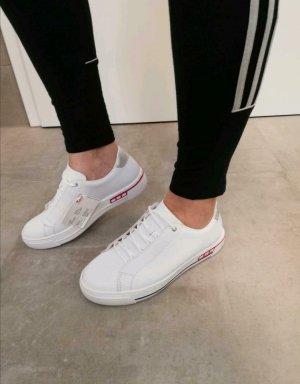 rieker Sommer Sneaker weiß neu Leder 38/38.5