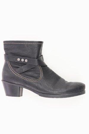 Rieker Stiefel schwarz Größe 41