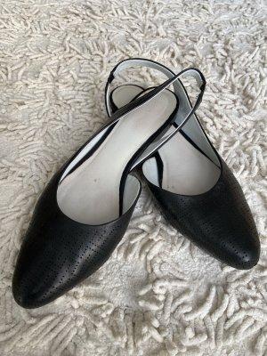 Gerry Weber Ballerines à lacets noir