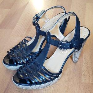 Riemchen High Heels / Sandaletten