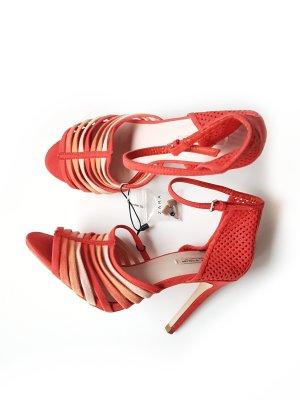 Riemchen Sandale von Zara