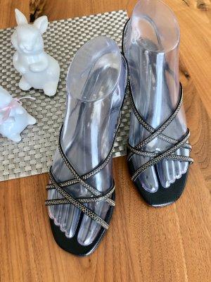 Riemchen-Sandalette von Daniel Hechter
