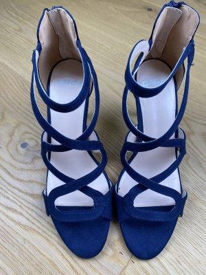 Riemchen Sandaletten Größe 40