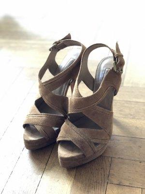 Riemchen Sandaletten Massimo Dutti