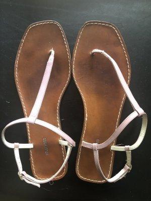 VINTAGE HOLLYWOOD Sandalo con cinturino multicolore