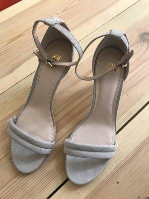 Riemchensandalen  Stilettos High Heels
