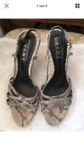 Claudia Obert High-Heeled Sandals multicolored